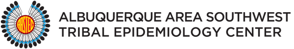 Albuquerque Area Southwest Tribal Epidemiology Center (AASTEC) Logo